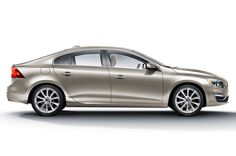 Review Volvo S60 Inscription 2015 Release Side View Model