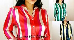 Camicie Donna - Primavera/Estate 2018 Nuovi arrivi !Camicia 36.00€  #DonnaPiùFirenze
