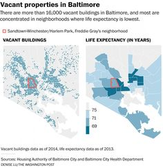 Baltimore has more than 16,000 vacant houses. Why can't the homeless move in? - The Washington Post