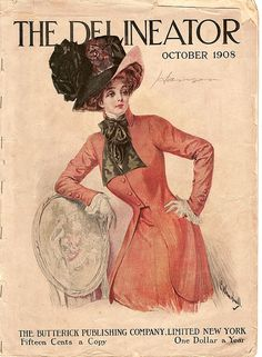 The Delineator, October 1908