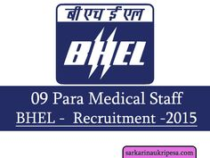 BHEL-Jhansi-Recruitment