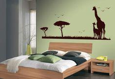 Safari 2 Wall sticker - wall-art.com