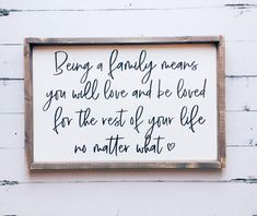 Being A Family - Timber + Gray Design Co.