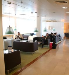 Relax in the ICare Lounge at France Paris - Orly South Terminal