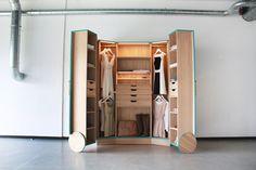 yanko design walk-in wardrobe