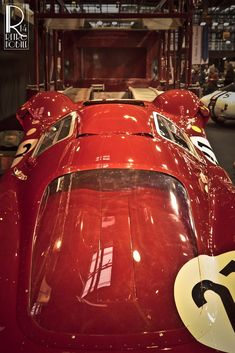 Retromobile 2014 (Ferrari P4)