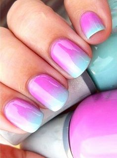 nails for kids - nails for kids ; nails for kids cute ; nails for kids easy ; nails for kids cute short ; nails for kids cute and easy ; nails for kids gel ; nails for kids acrylic ; nails for kids cute unicorn Colorful Nail Art, Trendy Nail Art, Easy Nail Art, Easy Art, Gel Nail Art Designs, Simple Nail Art Designs, Nail Designs For Kids, Essie Nail Polish Colors, Nail Colors