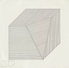 Sol LeWitt Untitled, 1981 Graphite on paper