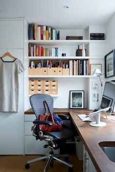 Christine-Chang-Hanway-Office-Aeron-Chair-MHL-Dress-La-Tropezienne-Claire-Vivier-Remodelista