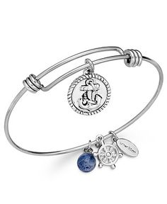 Unwritten Bangle Bracelet Collection - Bracelets - Jewelry & Watches - Macy's