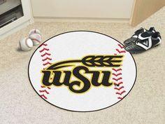 Baseball Mat - Wichita State University Shockers