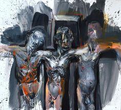 Marek Ormandik - Ake krasne je byt traja / How beautiful is it to be three. How Beautiful, Painting, Art, Art Background, Painting Art, Kunst, Paintings, Performing Arts, Painted Canvas