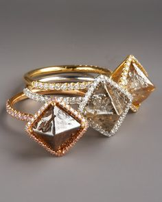 I believe everything should have at least two purposes- this ring 1) symbolizes a marriage and 2) a little extra kick to a punch.
