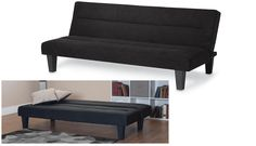 *HOT* -  Essential Home Convertible Futon Only $61 (Was $160) - http://yeswecoupon.com/hot-essential-home-convertible-futon-only-61-was-160/?Pinterest