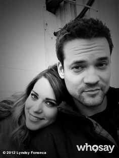 Lynhsy Fonseca  & Shane West one of my favorite pictures of Shane!!!!!