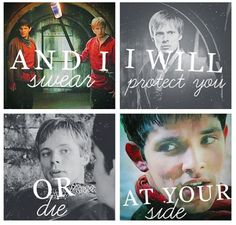 I think that if they were always planning Arthur's death then they should have killed Merlin too so they could at least be friends together while there dead.