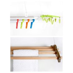 The New Clothesline Company. An Innovative Company That Has Created The  Idea Of A Ceiling