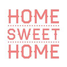 Nada como tu hogar, dulce hogar...