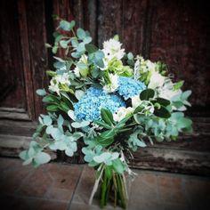Bride Bouquets, Blue Dresses, Plants, Bridal Bouquets, Plant, Planets