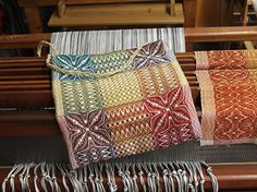 Colorful Weaving pattern