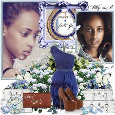 """Sweet Elegance"" by harirari ❤ liked on Polyvore"