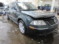Parting out 2005 Volkswagen Passat – Stock # 150193 « Tom's Foreign Auto Parts – Quality Used Auto Parts - Every part on this car is for sale! Click the pic to shop, leave us a comment or give us a call at 800-973-5506!