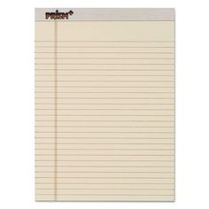 Sturdy back for writing support. Pastel-colored sheets. Letr-Trim perforation. Extra-heavy chipboard back. Pastel-colored sheets. Letr-Trim perforation Sold as 12/Pack. Free Notebook, Notebook Paper, Lined Notebook, Online Paper, Ruled Paper, Sheet Sizes, Hole Punch, Soft Colors, Ivory