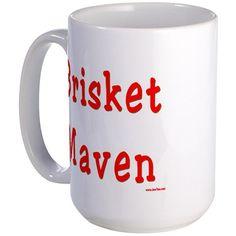 Brisket Maven Mug on CafePress.com