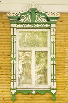 Резной наличник Ростова №19