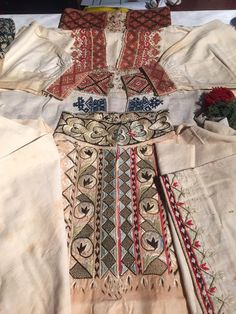Tribal Dress, Hardanger Embroidery, Wedding Costumes, Folk Costume, Festival Wear, Traditional Dresses, Folklore, Dance Wear, Smocking