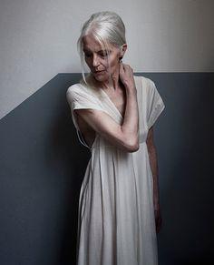 Model: Anna von Ruden