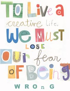 to live a creative life canvas art is part of Amazing inspirational quotes - To Live A Creative Life Canvas Art artQuotes Creative The Words, Cool Words, Words To Live By Quotes, Amazing Inspirational Quotes, Inspirational Quotes For Children, Life Is What Happens, Bulletins, Creativity Quotes, What Is Creativity