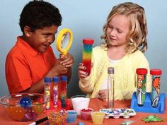 Wrapped up in Science: Top 40 Science Toys for Mighty Girls / A Mighty Girl   A Mighty Girl