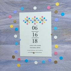Hey, I found this really awesome Etsy listing at https://www.etsy.com/listing/467311568/mid-century-modern-save-the-date