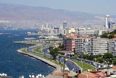 Amazing View of Izmir City