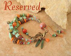 Boho+Bracelet+Bohemian+Bracelet+Layered+Bracelet+by+BohoStyleMe,+$89.00