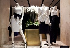 WindowsWear | Donna Karan, London, August 2012