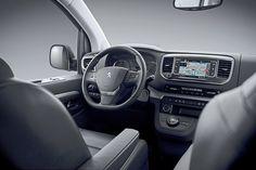 Peugeot Traveller (Genf 2016): Vorstellung