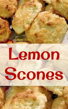 "This delicious recipe has been generously shared by one of our great cooks, Carina. Here's what Carina says about her lovely Lemon Scones recipe: ""A friend of mine gave me this recipe a few years ago and it became a regular in my kitchen. His grandma passed the recipe to him."" Recipe by Carina...Read More »"