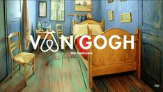 The ad campaign that has grabbed my attention this week is the 'Van Gogh Bnb,' a project that was created to arouse people's interest in the 'Van Gogh's Bedrooms,' a temporary exhibition held at the Art Institute of Chicago in collaboration with Airbnb! This campaign has won four Golds at the 2016 CLIO Awards and three Golden Lions at the 63rd Cannes Lions International Festival of Creativity! Not bad, isn't it? Let's see it in action.