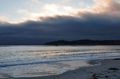 Monterey Bay #wanderlust #montereyca #montereybay #monterey #california #tbex #travel #travelusa #travelblog #travelphotography #dustysolesblog #westcoast #pacificocean #dusk #beach #sunset