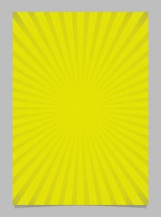 More than 1000 FREE vector designs: Geometric gradient abstract sun rays brochure cover template - vector page background illustration Page Background, Background Design Vector, Yellow Background, Background Patterns, Vector Design, Graphic Design, Free Vector Backgrounds, Free Vector Graphics, Free Vector Images