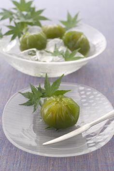 和菓子 Wagasih, Japanese sweets,