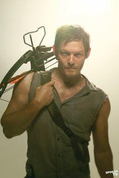 Daryl Dixon (Norman Reedus) - The Walking Dead -
