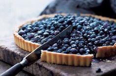 grafika food, blueberry, and cake
