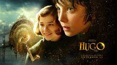 Hugo movie artwork clock tower movies wallpaper   AllWallpaper.in