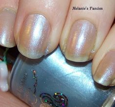 Melanie's Fancies: Review: Dreamy Lacquer Company Bombardier's Eyes