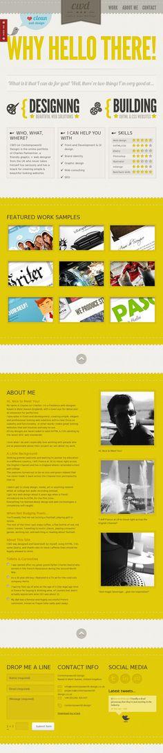 http://www.contempoworld-design.co.uk/    Crisp design