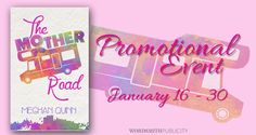 The Mother Road by Meghan Quinn: Celebrity Beauty Tips & A Giveaway!