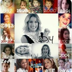 WoW!!! Que evolucion!! *---* @TiniStoesel